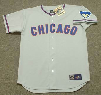 finest selection 1f20b 086dc DON KESSINGER Chicago Cubs 1968 Majestic Cooperstown Throwback Away Jersey