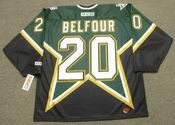 ED BELFOUR Dallas Stars 1999 CCM Throwback NHL Jersey