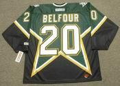 ED BELFOUR Dallas Stars 1999 CCM Throwback NHL Jersey
