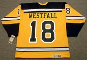ED WESTFALL Boston Bruins 1966 CCM Vintage Throwback NHL Jersey