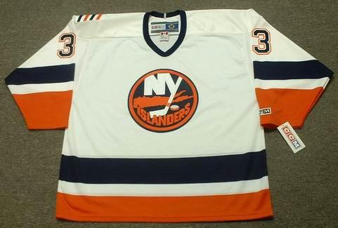 separation shoes a47cb 00318 ZDENO CHARA New York Islanders 1999 Home CCM Throwback NHL Hockey Jersey