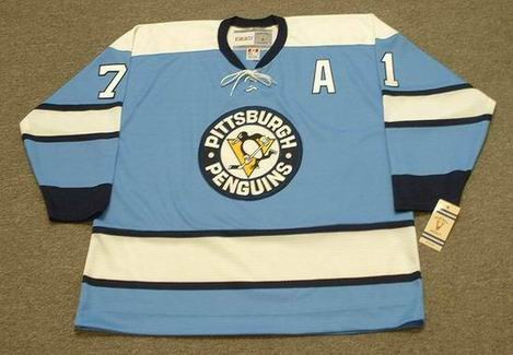 best authentic a4fd2 6cc44 EVGENI MALKIN Pittsburgh Penguins 1960's CCM Vintage Throwback NHL Hockey  Jersey