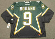 MIKE MODANO Dallas Stars 1999 Away CCM Throwback NHL Hockey Jersey - BACK