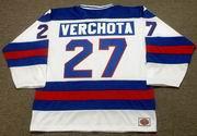 PHIL VERCHOTA 1980 USA Olympic Hockey Jersey
