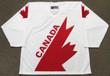 MARIO LEMIEUX 1987 Team Canada Nike Throwback Hockey Jersey - FRONT