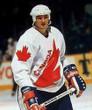 MARIO LEMIEUX 1987 Team Canada Nike Throwback Hockey Jersey - ACTION