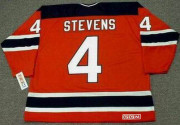SCOTT STEVENS New Jersey Devils 2003 Away CCM Throwback NHL Hockey Jersey - BACK