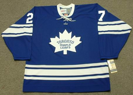low priced dbefc 00030 FRANK MAHOVLICH Toronto Maple Leafs 1967 CCM Vintage Home NHL Hockey Jersey