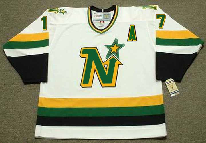 Basil Mcrae 1989 Minnesota North Stars