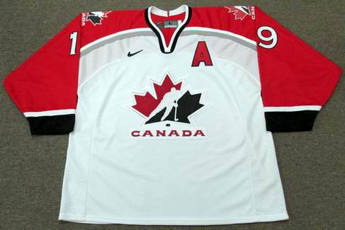 b3c74938fa9 ... 1998 Team Canada Nike Olympic Throwback Hockey Jersey. Image 1. Image  2. Image 3. Image 4. See 3 more pictures