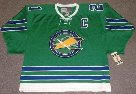 BOBBY BAUN Oakland Seals 1967 Home CCM NHL Vintage Throwback Jersey - FRONT