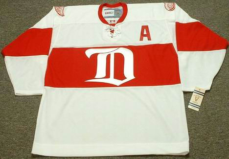 c9d11422d PAVEL DATSYUK Detroit Red Wings 1920 s CCM Vintage Throwback NHL Hockey  Jersey - Custom Throwback Jerseys