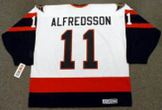DANIEL ALFREDSSON Ottawa Senators 2007 CCM Throwback NHL Hockey Jersey