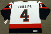 CHRIS PHILLIPS Ottawa Senators 2007 CCM Throwback NHL Hockey Jersey