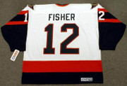 MIKE FISHER Ottawa Senators 2007 CCM Throwback NHL Hockey Jersey