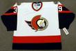 DOMINIK HASEK Ottawa Senators 2005 CCM Throwback NHL Hockey Jersey - FRONT