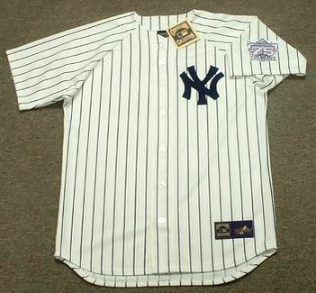 ... DARRYL STRAWBERRY New York Yankees 1998 Majestic Cooperstown Home Jersey.  Image 1 4b86da51788