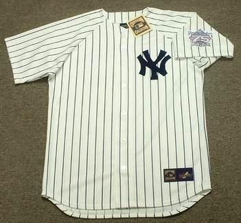 super popular f8203 b1c6b DARRYL STRAWBERRY New York Yankees 1998 Home Majestic Throwback Baseball  Jersey