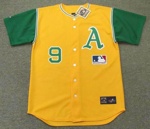 buy online dcc62 ad7ab reggie jackson a's jersey