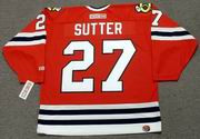 DARRYL SUTTER Chicago Blackhawks 1982 CCM Throwback NHL Hockey Jersey
