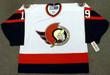 ALEXEI YASHIN Ottawa Senators 1996 CCM Throwback NHL Hockey Jersey - FRONT