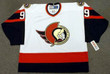 MARTIN HAVLAT Ottawa Senators 2003 CCM Throwback NHL Hockey Jersey - FRONT