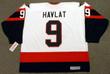 MARTIN HAVLAT Ottawa Senators 2003 CCM Throwback NHL Hockey Jersey - BACK