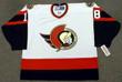 MARIAN HOSSA Ottawa Senators 2002 CCM Throwback NHL Hockey Jersey - FRONT