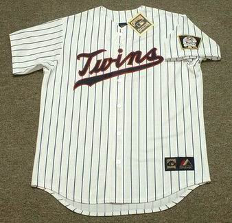 5cab638eece HARMON KILLEBREW Minnesota Twins 1969 Majestic Cooperstown Home Jersey -  Custom Throwback Jerseys