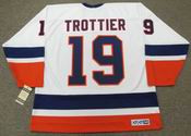 BRYAN TROTTIER New York Islanders 1982 CCM Vintage Home NHL Hockey Jersey