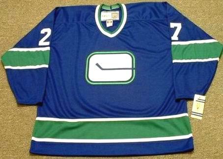 HAROLD SNEPSTS Vancouver Canucks 1975 CCM Vintage Throwback NHL Hockey  Jersey - Custom Throwback Jerseys 288193879