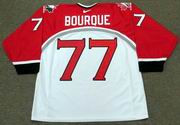 RAYMOND BOURQUE 1998 Team Canada Nike Olympic Throwback Hockey Jersey