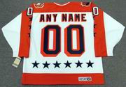 "NHL Wales 1984 ""All Star"" CCM Vintage Jersey Customized ""Any Name & Number(s)"""