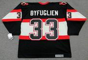 DUSTIN BYFUGLIEN Chicago Blackhawks 1930's CCM Vintage NHL Hockey Jersey