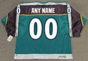 1990's CCM Vintage Alternate Customized Anaheim Mighty Ducks Jersey - BACK