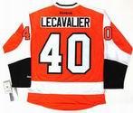 VINCENT LECAVALIER Philadelphia Flyers REEBOK Home NHL Hockey Jersey