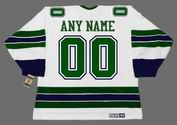 OAKLAND SEALS 1960's CCM Vintage Away Customized NHL Jersey Customized - BACK