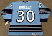 LES BINKLEY Pittsburgh Penguins 1967 CCM Vintage Home NHL Hockey Jersey