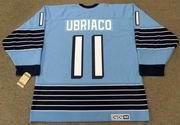 GENE UBRIACO Pittsburgh Penguins 1967 CCM Vintage Home NHL Hockey Jersey