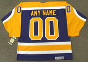 "LOS ANGELES KINGS 1980's CCM Vintage Away Jersey Customized ""Any Name & Number(s)"""