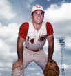 Cincinnati Reds 1960's Home Majestic Baseball Throwback Pete Rose Reds Jersey - ACTION