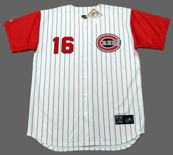 ac978473 MAJESTIC   LEO CARDENAS, Cincinnati Reds 1960's Throwback Baseball Jersey