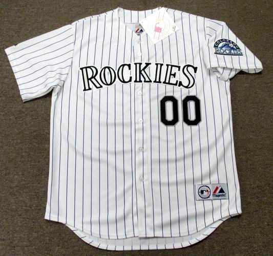 colorado rockies jersey