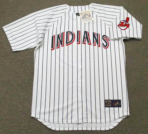 ... GRAIG NETTLES Cleveland Indians 1970 Majestic Cooperstown Home Baseball  Jersey. Image 1 c03961ff08e