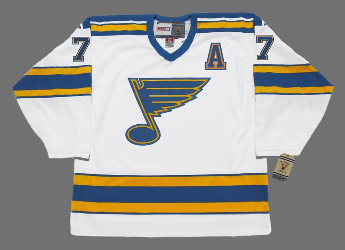ad776c168 ... GARRY UNGER St. Louis Blues 1975 CCM Vintage Throwback NHL Hockey Jersey.  Image 1. Image 2. Image 3. Image 4. See 3 more pictures