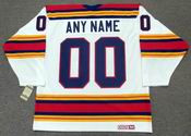 "KANSAS CITY SCOUTS 1970's CCM Vintage Home Jersey Customized ""Any Name & Number"""