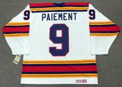 WILF PAIEMENT Kansas City Scouts 1975 CCM Vintage Throwback Home NHL Jersey