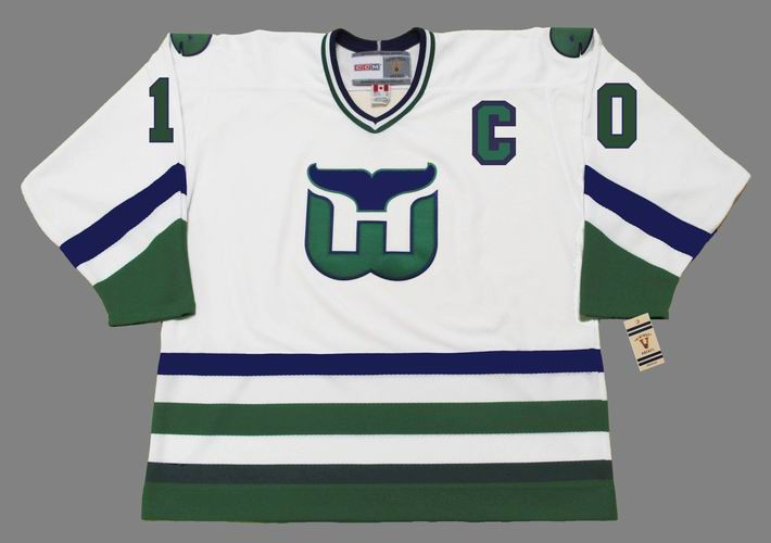 5021cda7b6d RON FRANCIS | Hartford Whalers 1984 Home CCM Throwback NHL Hockey Jersey