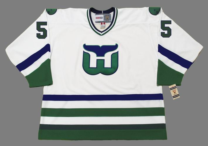 ... CCM Hartford Whalers Jersey - BACK. See 3 more pictures 70649038b