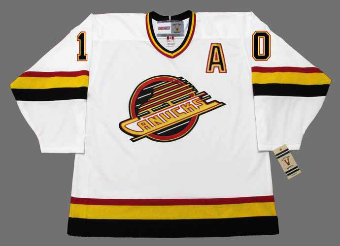 293e769249b ... PAVEL BURE Vancouver Canucks 1994 CCM Vintage Home NHL Hockey Jersey.  Image 1. Image 2. Image 3. Image 4. Image 5. See 4 more pictures